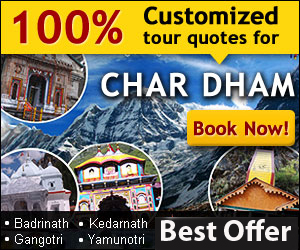 CharDham Booking 2017