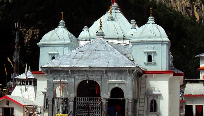 Gangotri Temple Gangotri Yatra, Gangot...